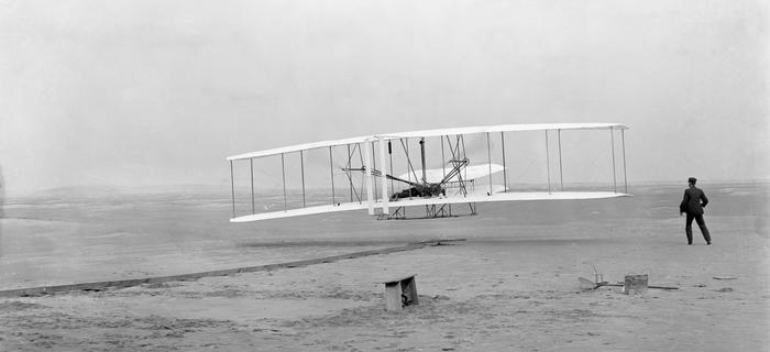 Samolot braci Wright, 1903 r.