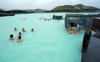 Termy Błękitna Laguna na Islandii