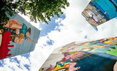 Bloki na Zaspie - świetne miejsce na alternatywne zwiedzanie Gdańska