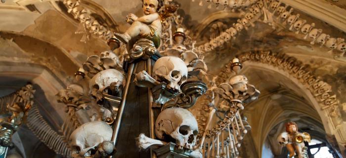 Czechy, Kaplica Czaszek w Kutnej Horze