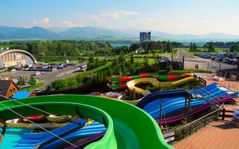Słowacja, park wodny Tatralandia