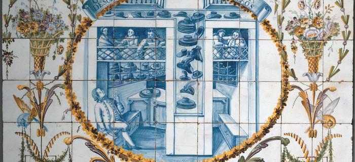 Muzeum Azulejo w Lizbonie