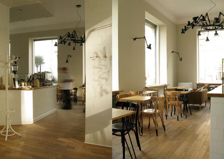 Najlepsze miejsca na kawę w Warszawie