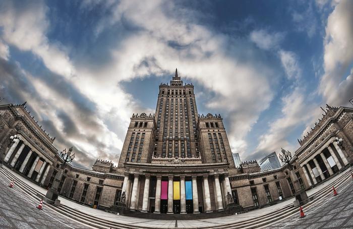 Pałac Kultury i Nauki (PKiN)