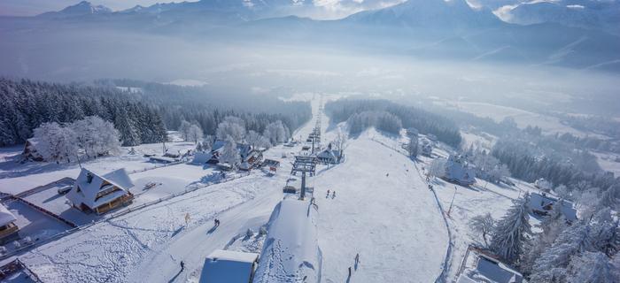 Stacja narciarska Polana Szymoszkowa