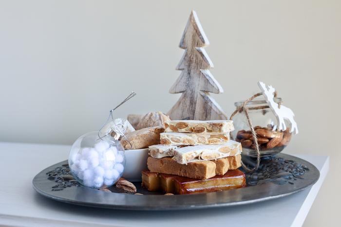 Turron, hiszpański świąteczny smakołyk