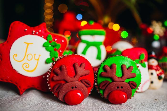 Boże Narodzenie w Europie, świąteczne ciasteczka