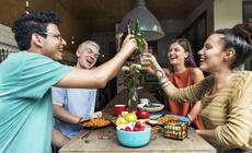 Wspólny stół sprzyja integracji