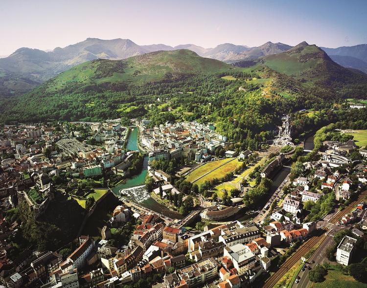 Panorama Lourdes
