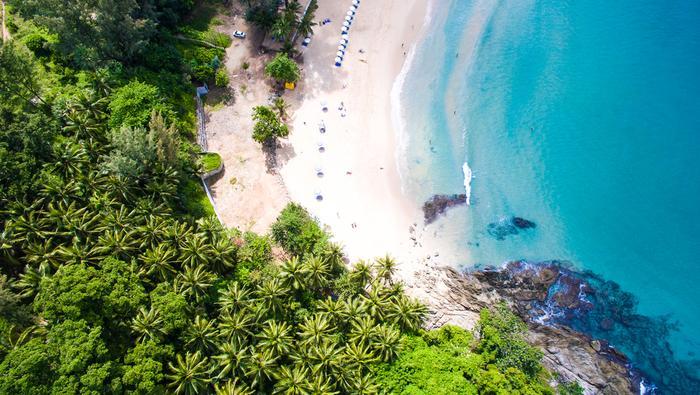 Phuket - plaża Surin