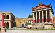 Starożytny Rzym w Cinecitta
