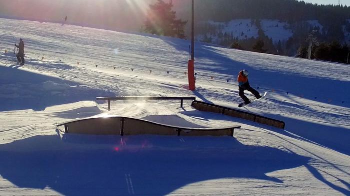 Snowpark Dwie Doliny