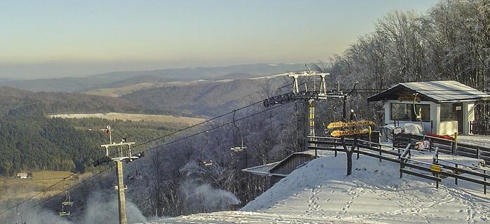 Stacja narciarska Laworta