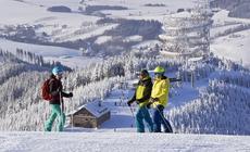 Czechy, ośrodek narciarski Dolni Morava