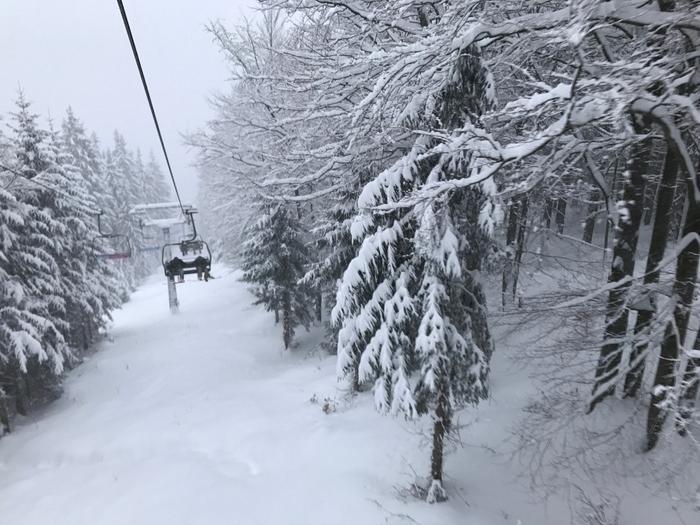 Wyciąg narciarski w Szpindlerowym Młynie