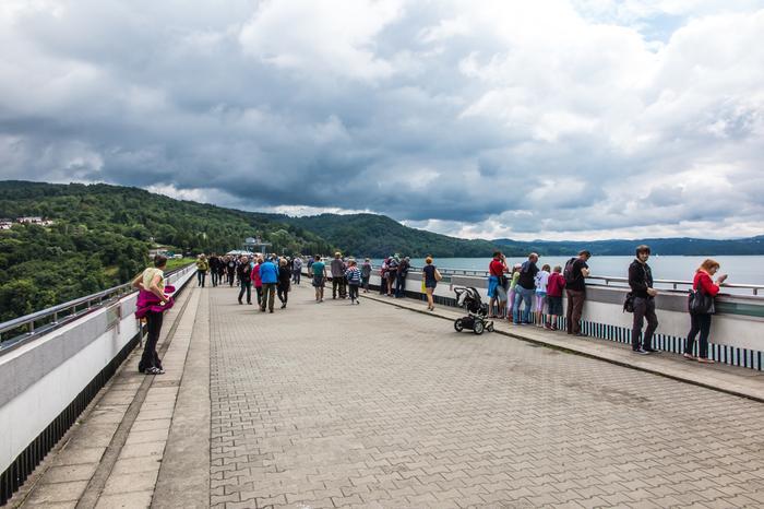 Jezioro Solińskie - zapora