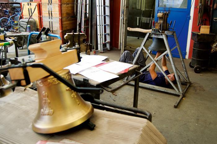 Muzeum dzwonów w Innsbrucku