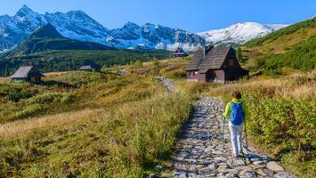 Tatrzański Park Narodowy otwiera szlaki turystyczne. Będą limity wejść