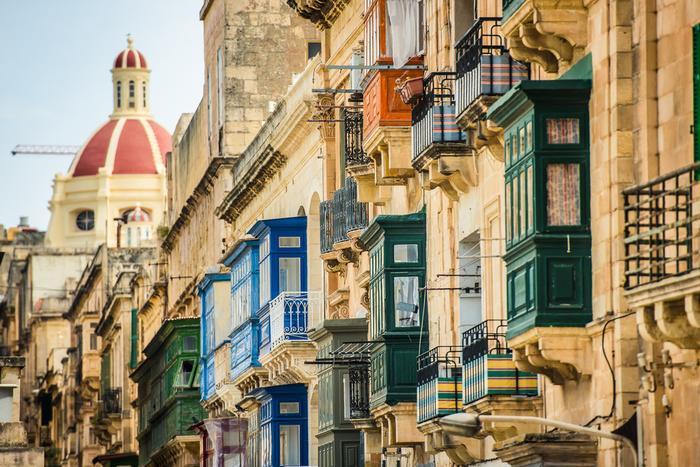 Valletta – stolica Malty