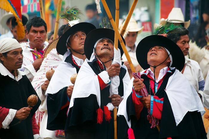 Meksyk - procesja