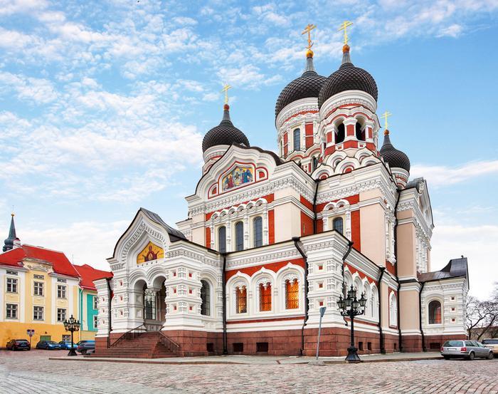Sobór Aleksandra Newskiego w Tallinie