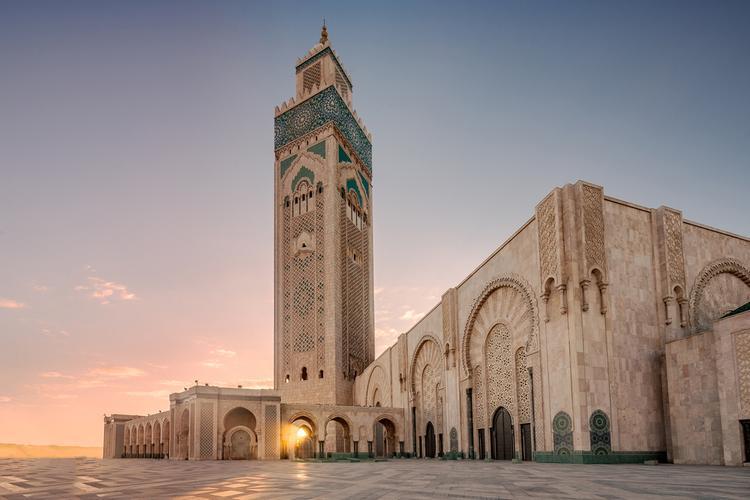 Prezent na walentynki dla niego: Casablanca
