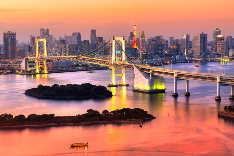 Prezent na walentynki dla niego: Tokio