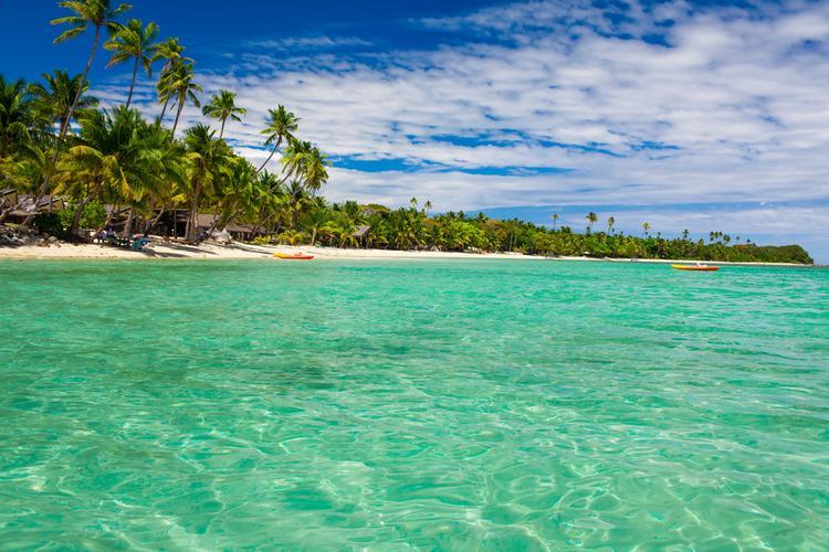 Prezent na walentynki dla niego: Fidżi