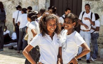 Mieszkańcy Dominikany mają kilkanaście nazw na określenie koloru skóry