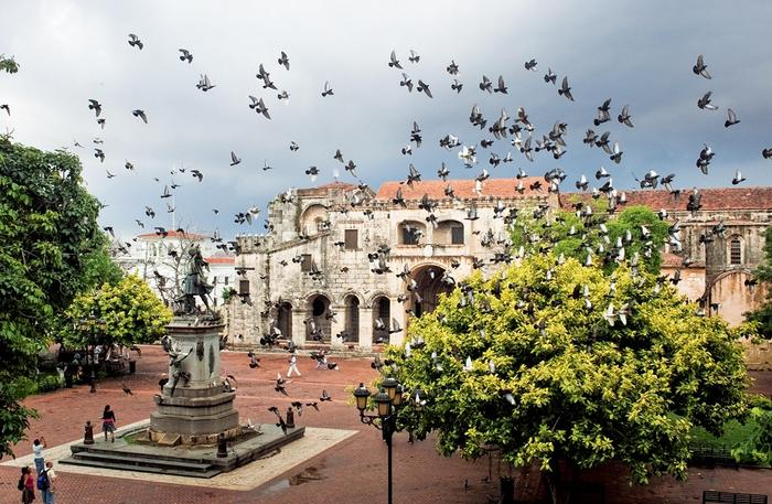Skwer Kolumba w Santo Domingo
