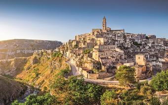 Włochy, Nad najstarszą dzielnicą – Civita – góruje Cattedrale di Matera
