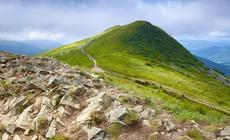 Bieszczady to najdziksze góry w Polsce