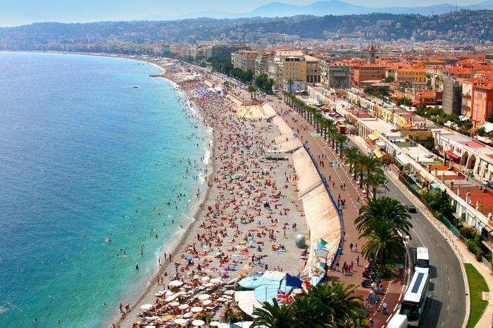 Lazurowe Wybrzeże, Nicea