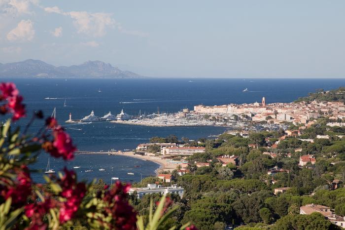 Lazurowe Wybrzeże, Saint Tropez