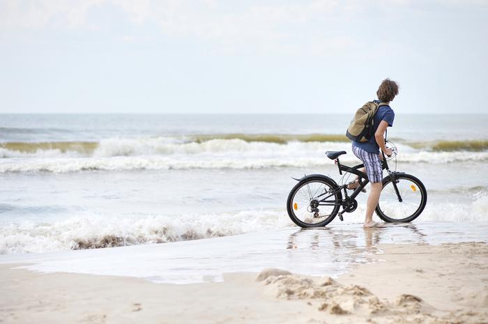 Rowerem nad Bałtykiem