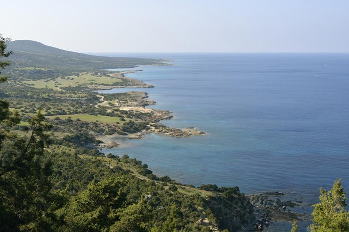 Cypr, Akamas