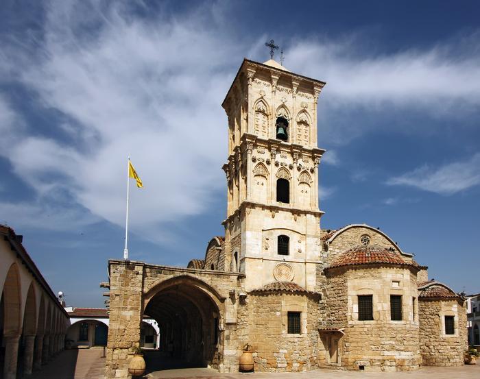 Larnaka, Kościół Świętego Łazarza
