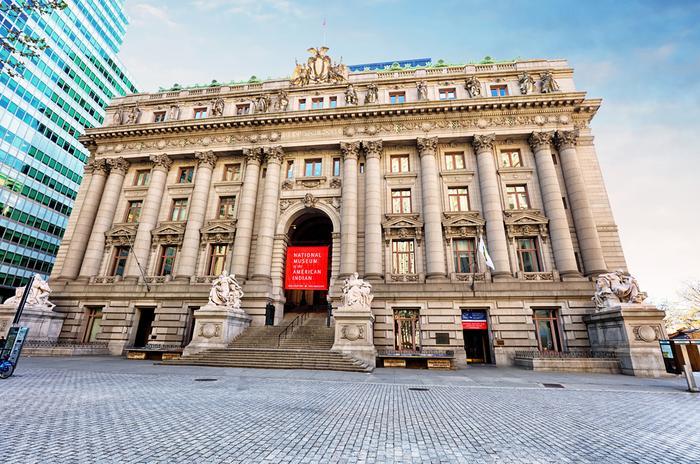 Muzeum Idnian Amerykańskich ma trzy siedziby