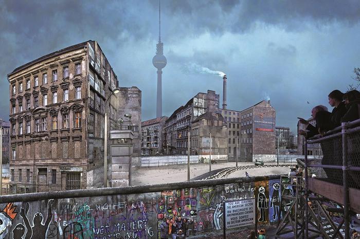 Berlin, Asisi Panorama