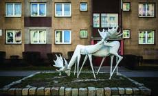 Wałbrzych,  Galeria rzeźby plenerowej