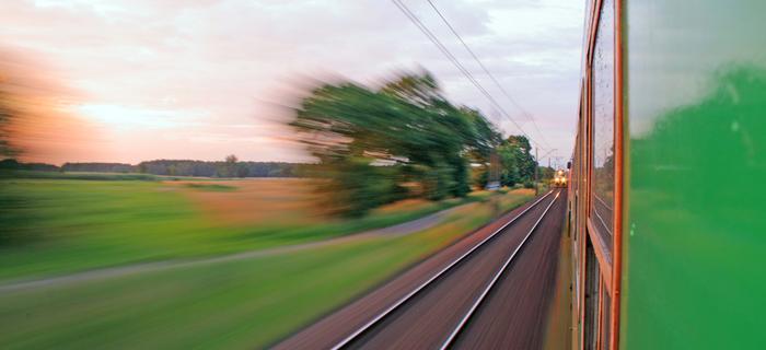 Podróże pociągiem po Polsce