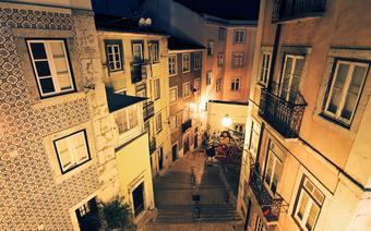Koncerty fado w Lizbonie odbywają się najczęściej wieczorem
