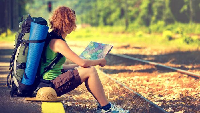 Planowanie długiej podróży