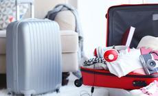 Pakowanie walizek na wakacje