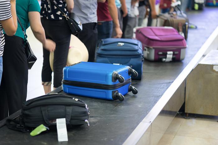 Bagaż lotnisko