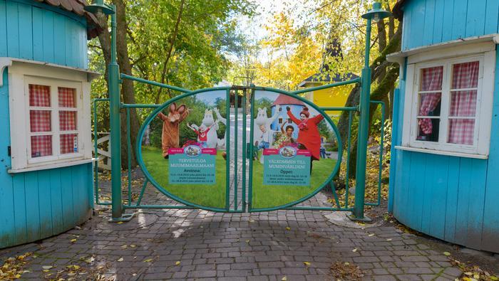 Brama do Krainy Muminków