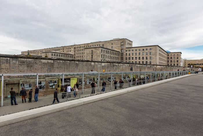 Muzeum Topografia Terroru w Berlinie