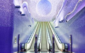 Metro w Neapolu