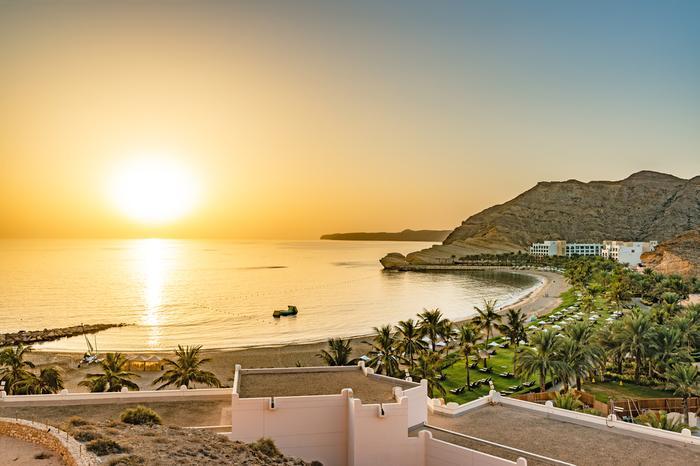 Wybrzeże Omanu