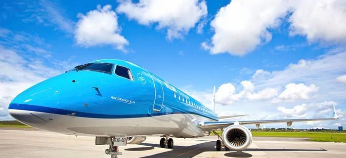 Samolot linii KLM